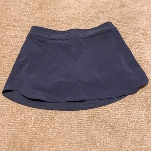 Outdoor Voices black exercise skirt